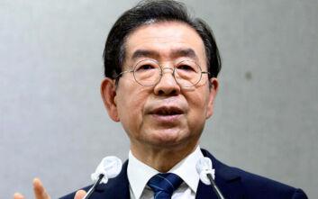 Εξετάζεται το ενδεχόμενο της αυτοκτονίας για τον θάνατο του δημάρχου της Σεούλ