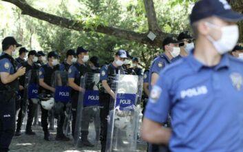 Τουρκία: 27 συλλήψεις ατόμων που φέρονται να σχεδίαζαν επιθέσεις για λογαριασμό του Ισλαμικού Κράτους