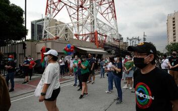 Νέο lockdown για 250.000 κατοίκους της Μανίλας