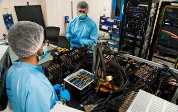 Αναβλήθηκε η εκτόξευση του διαστημικού σκάφους «Ελπίδα» για τον Άρη – Τα καιρικά φαινόμενα δεν βοήθησαν