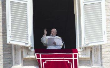Πάπας Φραγκίσκος: Η θάλασσα πηγαίνει τη σκέψη μου στην Αγία Σοφία, είμαι πονεμένος