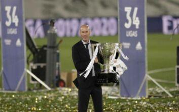 Ζιντάν: Πιο σημαντικός αυτός ο τίτλος από το Champions League