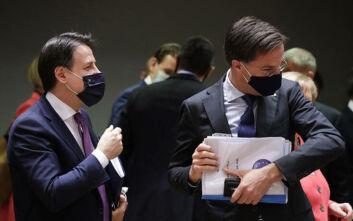 Σύνοδος Κορυφής: Συνέχεια δόθηκε στην κόντρα Ιταλίας - Ολλανδίας