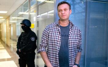 «Μπλόκο» στον επικριτή της ρωσικής ηγεσίας Ναβάλνι να εγκαταλείψει τη Μοσχα