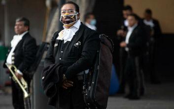 Ξεπέρασαν τις 41.000 οι νεκροί από κορονοϊό στο Μεξικό