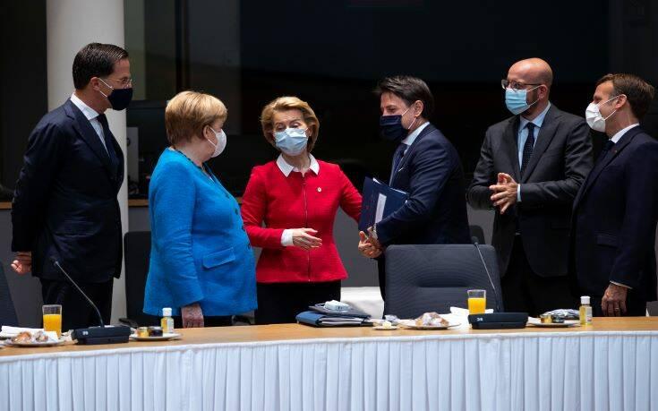 Σύνοδος Κορυφής: Διακοπή χωρίς συμφωνία και νέο ραντεβού των «27» στις 17:00 ώρα Ελλάδας