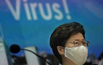 Χονγκ Κονγκ: Ανησυχία για τα 100 κρούσματα κορονοϊού μέσα σε 24 ώρες