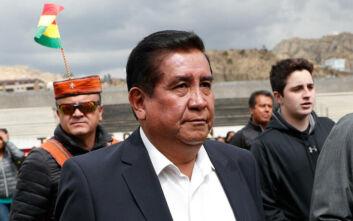 Πέθανε από κορονοϊό ο πρόεδρος της Βολιβιανής Ποδοσφαιρικής Ομοσπονδίας