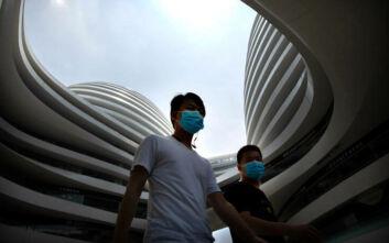 Ακόμα 105 κρούσματα μόλυνσης από τον κορονοϊό σε 24 ώρες στην Κίνα - Τα 96 στη Σιντζιάνγκ