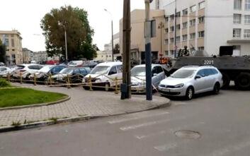 Ουκρανία: Απελευθερώθηκαν όλοι οι επιβάτες του λεωφορείου που κρατούνταν όμηροι