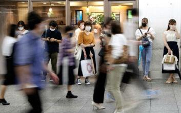 Αυξάνονται τα κρούσματα στην Ιαπωνία αλλά… κρατάνε την ψυχραιμία τους