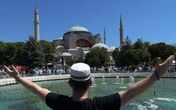 Νέα παρέμβαση Στέιτ Ντιπάρτμεντ για Αγία Σοφία: Είμαστε απογοητευμένοι από την απόφαση της Τουρκίας