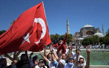 «Χαστούκι» Γερμανίας στην Τουρκία: Ακατανόητη η απόφαση για την Αγιά Σοφία - Δεν γίνεται λογικός διάλογος