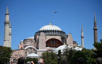 Η Αγιά Σοφιά είναι και επίσημα τζαμί: Κύμα αντιδράσεων από την Αθήνα για τη φιέστα Ερντογάν - Νέα παρέμβαση από ΗΠΑ