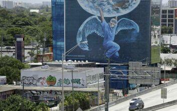 ΗΠΑ - Κορονοϊός: Η Φλόριντα με 9.300 νέα κρούσματα, ξεπέρασε τη Νέα Υόρκη