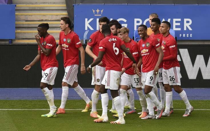 Η Μάντσεστερ Γιουνάιτεντ επιστρέφει στο Champions League