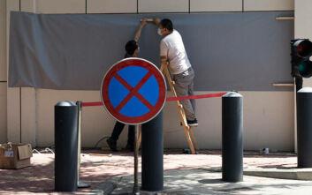 Έκλεισε το αμερικανικό προξενείο στην Τσενγκντού, ένταση μεταξύ ΗΠΑ-Κίνας