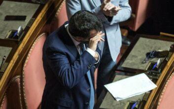Στο σκαμνί οδηγείται ο Ματέο Σαλβίνι λόγω της στάσης του σε πλοίο με μετανάστες