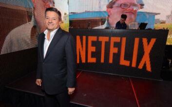 Τεντ Σαράντος: Ο Έλληνοαμερικάνος που βρίσκεται στο τιμόνι του Netflix - Πήρε προαγωγή σε co-CEO