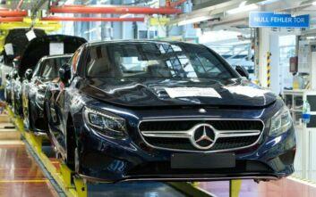 Σχέδιο «σωτηρίας» από την Daimler για να περιορίσει τις ζημιές από τον κορονοϊό