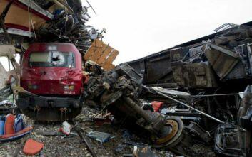 Σιδηροδρομικό δυστύχημα στην Πορτογαλία στοίχισε τη ζωή σε δύο άτομα, 37 οι τραυματίες