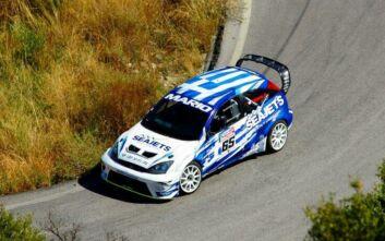 Ξεκινούν οι ελληνικοί αγώνες αυτοκινήτου