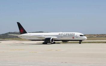 Η Air Canada συνδέει ξανά την Ελλάδα με τον Καναδά