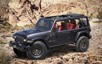 Η Jeep έβαλε στο Wrangler έναν V8 με 450 άλογα