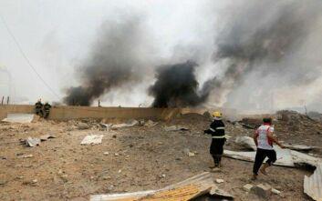 Ιράκ: Έκρηξη σε αποθήκη όπλων στη νότια Βαγδάτη λόγω... ζέστης