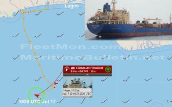Επίθεση πειρατών σε δεξαμενόπλοιο ελληνικών συμφερόντων - Απήχθησαν 15 ναυτικοί