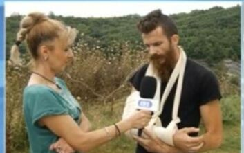 Η συγκλονιστική περιγραφή του 26χρονου που έδωσε μάχη σώμα με σώμα με αρκούδα στην Καστοριά