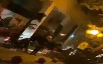 Εξάρχεια: Νέα προσπάθεια για ανακατάληψη των κτιρίων στην οδό Δερβενίων - Συνελήφθησαν επτά άτομα