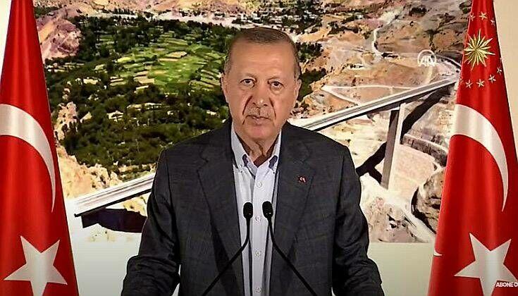 Ερντογάν: «Δεν υπολογίζουμε όσους αντιδρούν για την Αγιά Σοφιά»