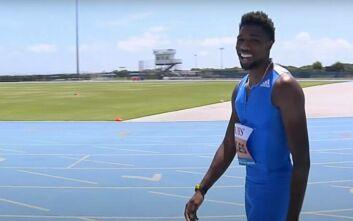 Απίστευτη γκάφα: 22χρονος έσπασε το παγκόσμιο ρεκόρ του Μπολτ στα 200 μέτρα, τρέχοντας για… 185 μέτρα