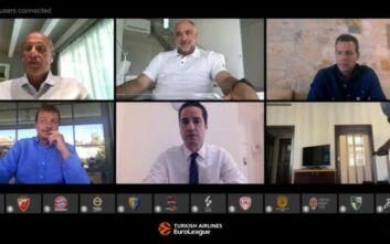 Euroleague: Το βίντεο με τη διασκεδαστική διαφωνία των προπονητών για την κορυφαία ομάδα της χρονιάς