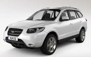 Ανάκληση για Hyundai Santa Fe CM