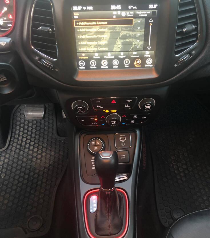 Οδηγούμε το Jeep Compass 2.0 MTJ TrailHawk – Newsbeast