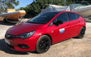 Οδηγούμε το Opel Astra 1.2 Turbo, 145 ίππων
