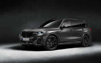 BMW X7 Dark Shadow Edition, επιβλητικό όχημα σε περιορισμένα αντίτυπα