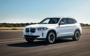 Έτοιμη να βγει στο δρόμο η πρώτη αμιγώς ηλεκτρική BMW X
