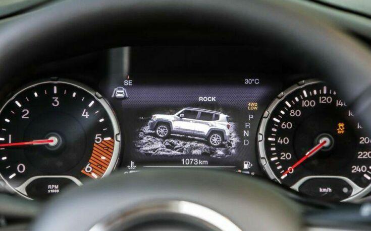 Σε απρόσιτα σημεία με Jeep Renegade – Newsbeast