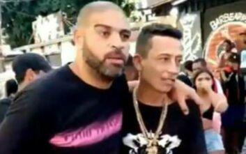 Ο πρώην αστέρας της Ίντερ που τριγυρνάει μεθυσμένος στους δρόμους του Ρίο Ντε Τζανέιρο