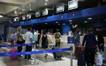Μόνο με αρνητικό τεστ κορονοϊού θα μπαίνουν από σήμερα αεροπορικώς στην Ελλάδα Ρουμάνοι και Βούλγαροι