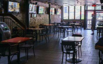 Καναδάς: Σε διαγνωστικό τεστ για τον κορονοϊό θα υποβληθούν όσοι επισκέφτηκαν μπαρ στο Μόντρεαλ