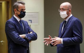 Αναβάλλεται η Σύνοδος Κορυφής της ΕΕ - Κρούσμα κορονοϊού σε υπάλληλο, σε καραντίνα ο Σαρλ Μισέλ