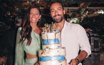 Χριστίνα Μπόμπα: Το πάρτι γενεθλίων και η εντυπωσιακή τούρτα