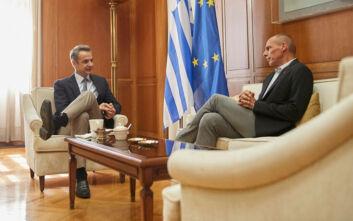 Βαρουφάκης: Μεσόγειος και Αιγαίο πρέπει να είναι θάλασσα ειρήνης, συνεργασίας και κοινής πράσινης ευημερίας