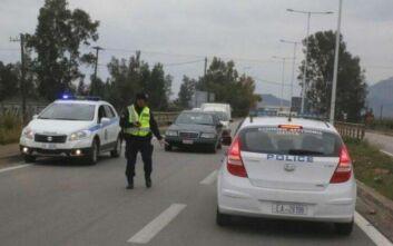Κινηματογραφική καταδίωξη κλεμμένου οχήματος στη Φθιώτιδα