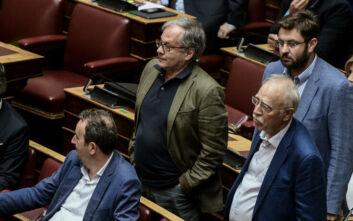 Υπέρ της πρότασης μομφής κατά του Κωνσταντίνου Μάρκου η Βουλή