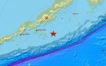 Ισχυρός σεισμός στην Αλάσκα - Προειδοποίηση για τσουνάμι
